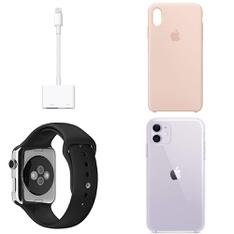 26 Pcs – Electronics & Accessories – Damaged / Missing Parts – Apple