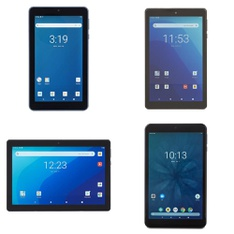 40 Pcs – Tablets – Tested NOT WORKING – Onn, VANKYO, Core Innovations, NuVision