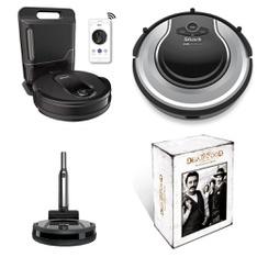 10 Pcs – Vacuums – Damaged/Missing Parts – Shark, Sony Music, ATLANTIC, Fervent Records