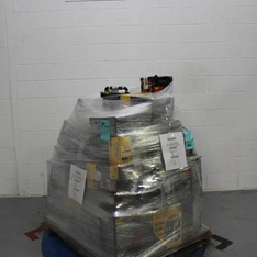 3 Pallets - 139 Pcs - Power, Hand, Power Tools - Customer Returns - Stanley, EverStart