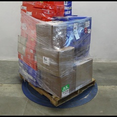 Pallet - 140 Pcs - Accessories, Boombox, Receivers, CD Players, Turntables - Customer Returns - onn., Onn, One For All