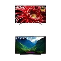 10 Pcs - LED/LCD TVs (46
