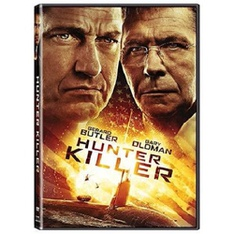 Lionsgate Hunter Killer DVD - Brand New