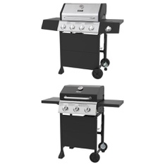 Pallet – 3 Pcs – Grills & Outdoor Cooking – Customer Returns – Backyard Grill