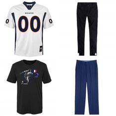 51 Pcs - Clothing -> Boys - New - Retail Ready - Outerstuff, NFL, Gymboree, IZOD