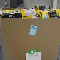 Pallet - 44 Pc(s) - Power, Automotive Accessories, Hand - Customer Returns - Stanley, EverStart, Schumacher