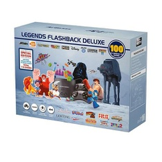 10 Pcs – Legends Flashback Deluxe – New – Retail Ready