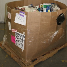 Pallet – 228 Pcs – Hardware, Kitchen & Bath Fixtures – Customer Returns – Brinks, Peerless, Kidde, Brink's