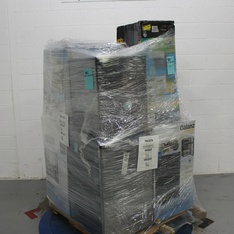 Pallet - 8 Pcs - Bar Refrigerators & Water Coolers, Air Conditioners - Customer Returns - Galanz