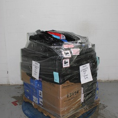Pallet – 109 Pcs – Electronics Accessories – Customer Returns – Onn, One For All, GE, CROSLEY