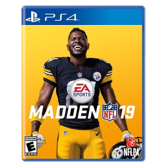 28 Pcs – Electronic Arts Madden NFL 19 (PS) – New, Like New, Used, Open Box Like New – Retail Ready