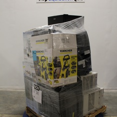 Pallet - 9 Pcs - Bar Refrigerators & Water Coolers, Air Conditioners, Pressure Washers - Customer Returns - Galanz