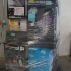 Pallet - 18 Pcs - Portable Speakers - Customer Returns - Monster, Ion, Canon, Frisby