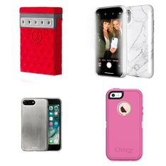 150 Pcs - Cellular Phones Accessories - New - Heyday, PopSockets, CASE-MATE, OtterBox