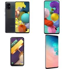 CLEARANCE! 14 Pcs – Cellular Phones – Refurbished (GRADE A, GRADE B – Not Activated) – LG, Samsung, ALCATEL, Motorola
