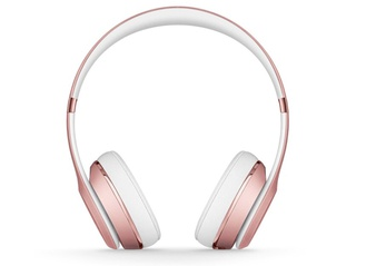 16 Pcs – Beats by Dr. Dre Solo3 Wireless Headphones – Rose Gold MX442LL/A – Refurbished (GRADE D, No Packaging)