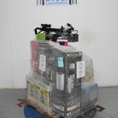 Pallet - 10 Pcs - Pressure Washers, Microwaves - Tested NOT WORKING - Karcher, Frigidaire, Dyson, WHIRLPOOL