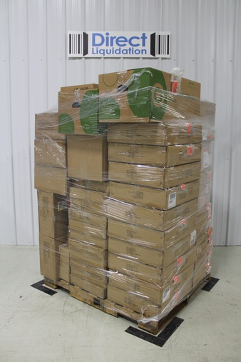 Pallet – 783 Pcs – Clothing, Shoes & Accessories – Brand New – Retail Ready – Xhilaration, A New Day, Universal Thread, Well Worn
