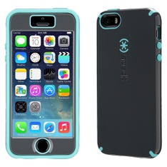 27 Pcs - Speck iPhone 5/5s/se CandyShell Plus Faceplate Gray/Blue - New, Open Box Like New, Like New, New Damaged Box - Retail Ready