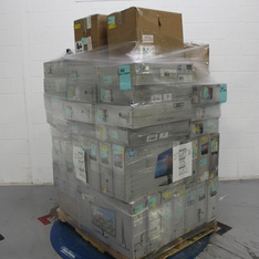 Pallet - 51 Pcs - Computer Monitors - Customer Returns - HP