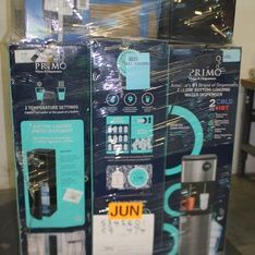Pallet - 14 Pcs - Bar Refrigerators & Water Coolers, Ovens / Ranges, Fans, Heaters - Customer Returns - Primo Water