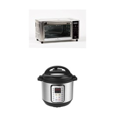 Pallet - 12 Pcs - Slow Cookers, Roasters, Rice Cookers & Steamers - Like New - Retail Ready