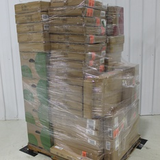 Pallet - 758 Pcs - Clothing, Shoes & Accessories - Brand New - Retail Ready - Goodfellow & Co, IQ Brands, Original Use