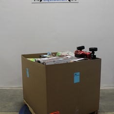 Pallet – 58 Pcs – Action Figures, Vehicles, Trains & RC – Customer Returns – New Bright, Funko POP, Adventure Force, My Life As