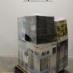 Pallet - 8 Pcs - Bar Refrigerators & Water Coolers, Pressure Washers, Air Conditioners - Customer Returns - Galanz