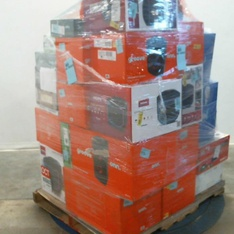Pallet – 37 Pcs – Portable Speakers, Lamps, Parts & Accessories, All-In-One – Customer Returns – onn., ION Audio, Onn, Canon