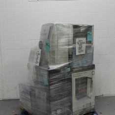 Pallet - 9 Pcs - Air Conditioners - Customer Returns - DeLonghi