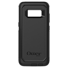26 Pcs - OtterBox Samsung Galaxy S8 Plus Case Commuter, Black - Open Box Like New, Like New, New - Retail Ready