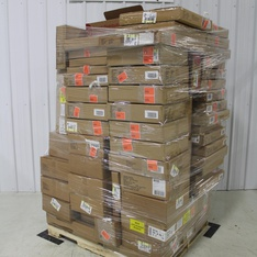 Pallet - 1430 Pcs - Clothing, Shoes & Accessories - Brand New - Retail Ready - A New Day, Universal Thread, Xhilaration, Latuza