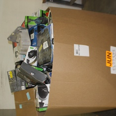 Pallet - 169 Pcs - Video Game Accessories - Tested NOT WORKING - Plantronics, HyperX, Turtle Beach, Microsoft