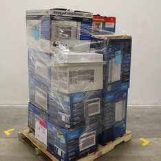 Pallet - 13 Pcs - Air Conditioners - Customer Returns - Midea, Frigidaire