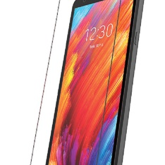 Fellowes 9753802 DuraGlass Tempered Glass Screen Protector for LG Journey LTE & LG Aristo 4plus - Brand New