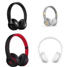 5 Pcs – Beats Solo3 Headphones – Refurbished (GRADE A)