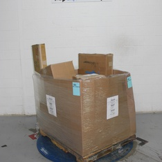 Pallet - 24 Pcs - Accessories, Cables & Adapters, Pet Toys & Pet Supplies, Dental, Medical, Lab & Scientific Equipment & Supplies - Damaged / Missing Parts - Collective Minds, Blackweb, Monster, Chew-e&Tasty