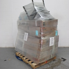Half Truckload - 13 Pallets - 858 Pcs - In Ear Headphones, Drip Brewers / Perculators, Automotive Accessories, Vehicles, Trains & RC - Customer Returns - Blackweb, Mr. Coffee, Honeywell, New Bright
