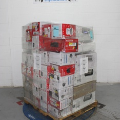 Pallet – 88 Pcs – Heaters – Customer Returns – Mainstay's