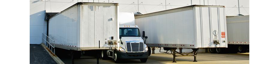 transport loading at warehouse