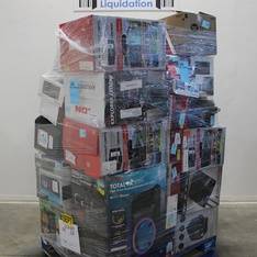 Pallet - 55 Pcs - Car Audio, Mixed Electronics & Accessories - Customer Returns - Pioneer, Ion, Monster, Altec Lansing