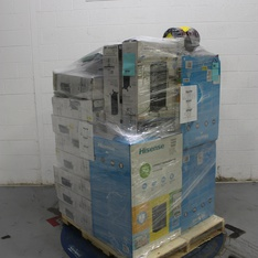 6 Pallets – 224 Pcs – Heaters, Accessories – Customer Returns – Mainstay's, Honeywell, Filtrete
