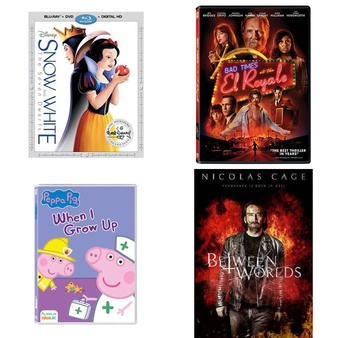 150 Pcs – Movies & TV Media – New – Retail Ready – 20th Century Fox, Lionsgate, Sony Pictures Home Entertainment, Paramount