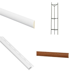 Pallet - 498 Pcs - Hardware, Living Room - Brand New - Retail Ready - Inteplast Building Products, Screen Tight, Georgia-Pacific, Woodstream Cal Plastics D