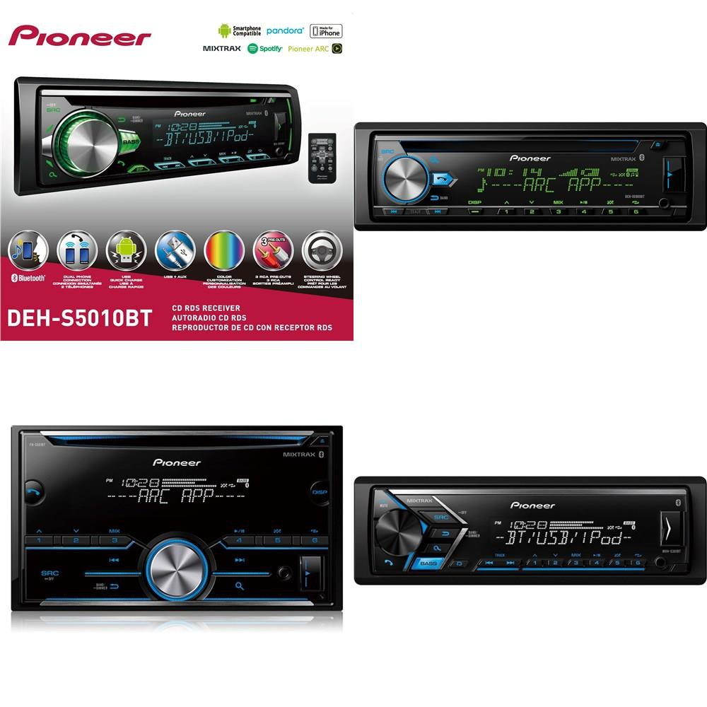 77 Pcs - Car Stereos & Speakers - Tested Not Working - Pioneer, Dual, Dual  Electronics, Kenwood