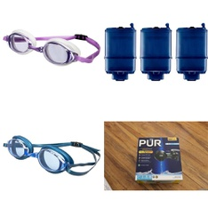 Pallet – 166 Pcs – Hardware, Kitchen & Dining, Boats & Water Sports – Customer Returns – Kaz, PUR, Dolfino, Kidde