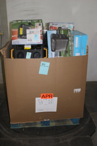 6 Pallets – 160 Pcs – Portable Speakers, Speakers, Accessories, All-In-One – Customer Returns – Ion, ATLANTIC, Monster, Onn