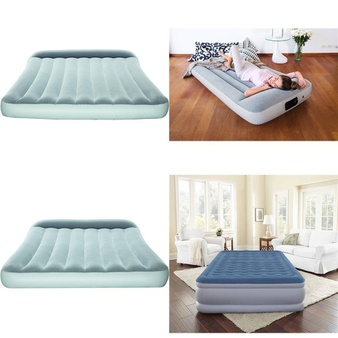 3 Pallets – 103 Pcs – Camping & Hiking, Comforters & Duvets, Mattresses – Customer Returns – Bestway, Mainstay's, Better Homes & Gardens, Beautyrest