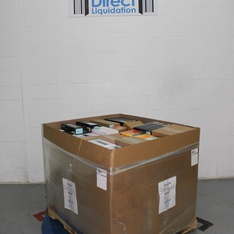 Pallet - 99 Pcs - Electronics - Mixed Condition - Networking, Laptops